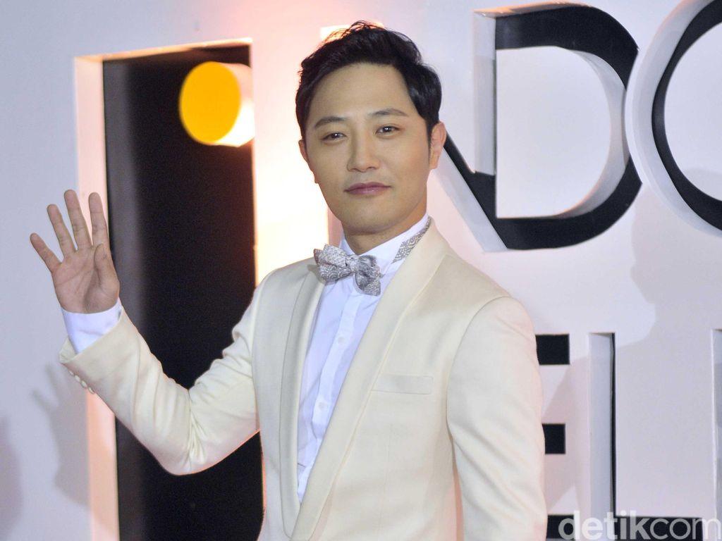 Jin Goo DOTS Pertama Kali Kunjungi Jakarta