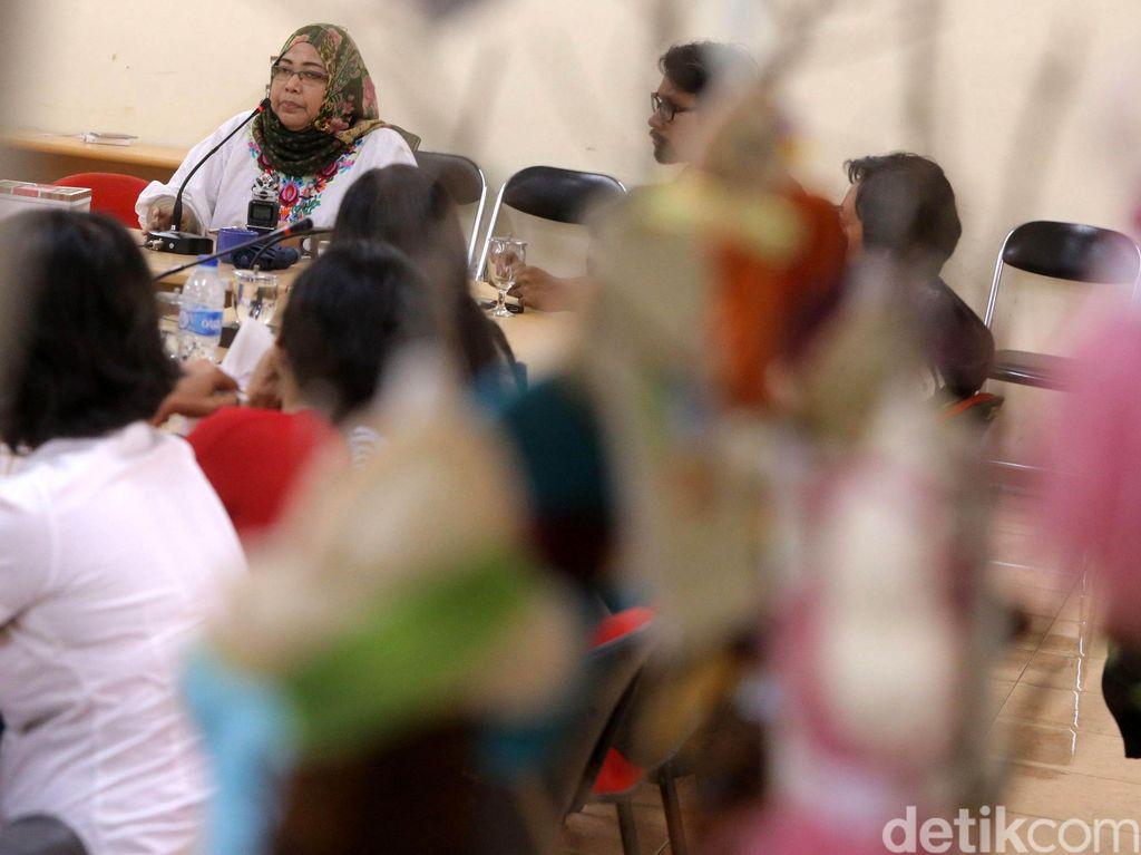 Pengungsi eks Gafatar Beraudiensi dengan Komnas Perempuan