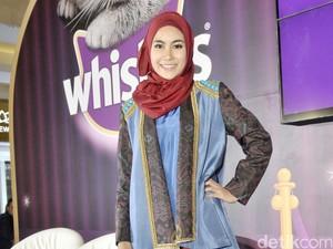 Anisa Rahma Rindu Sahabat Manjanya di Bandung