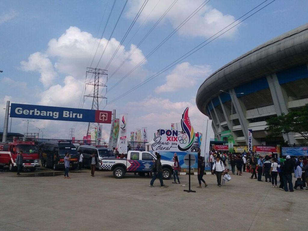 7 Aki Genset Stadion BLA Hilang, Pemkot Bandung Merugi Puluhan Juta