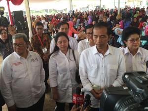 Presiden Jokowi Hadiri Pembukaan PON XIX di Stadion GBLA Bandung