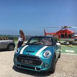 Berkeliling dengan MINI Clubman dan Cabrio di Bali