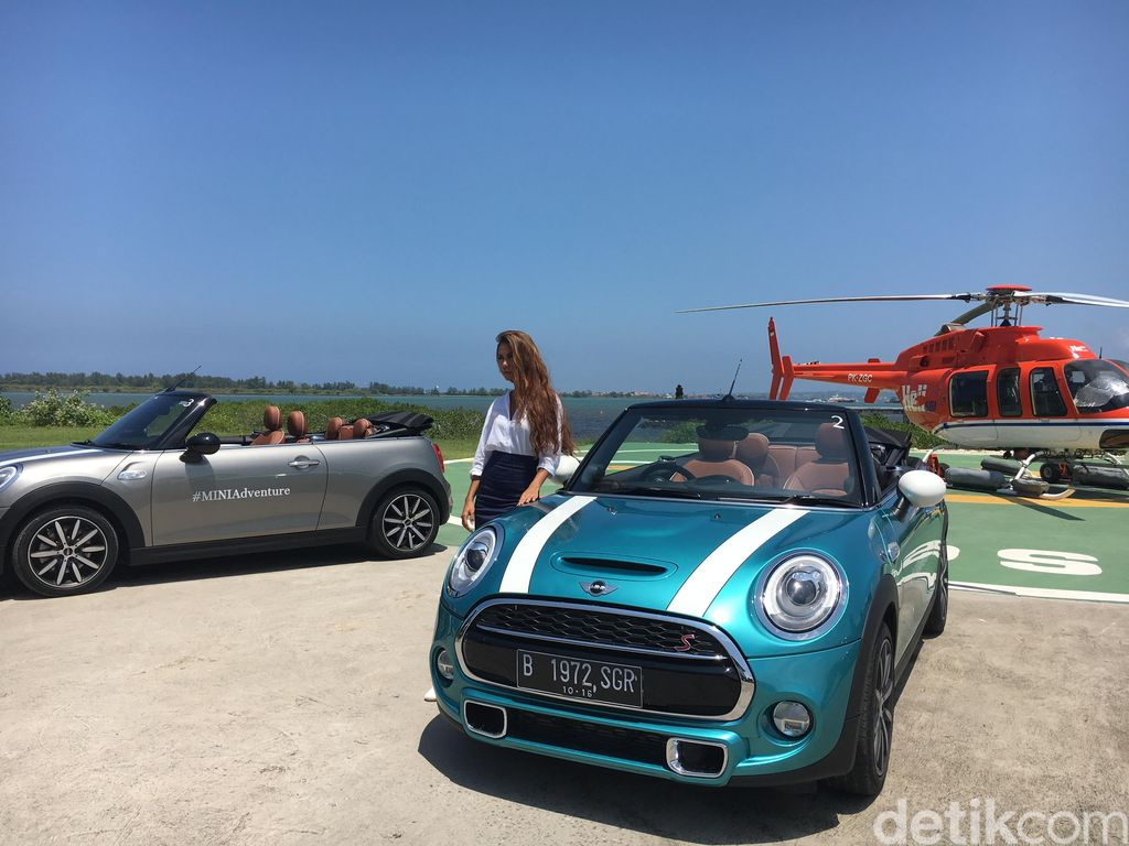 Spek Mini Cooper Pacar Bek Timnas U-23, Buka Atap Sambil Jalan Cuma 18 Detik