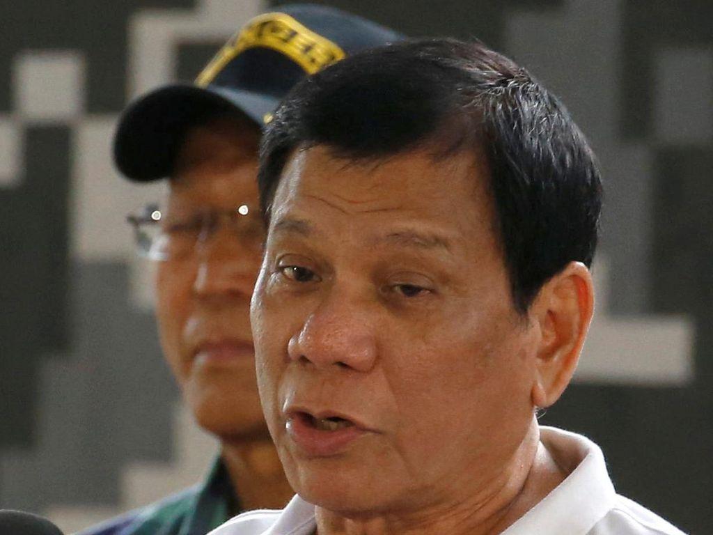Kecam Kemunafikan Barat yang Tolak Pengungsi, Duterte Siap Terima Pengungsi