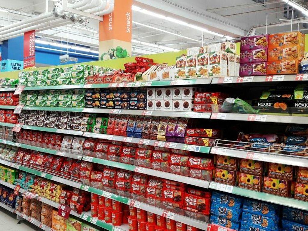 Akhir Pekan, Transmart Carrefour Gelar Promo Beli 2 Gratis 1