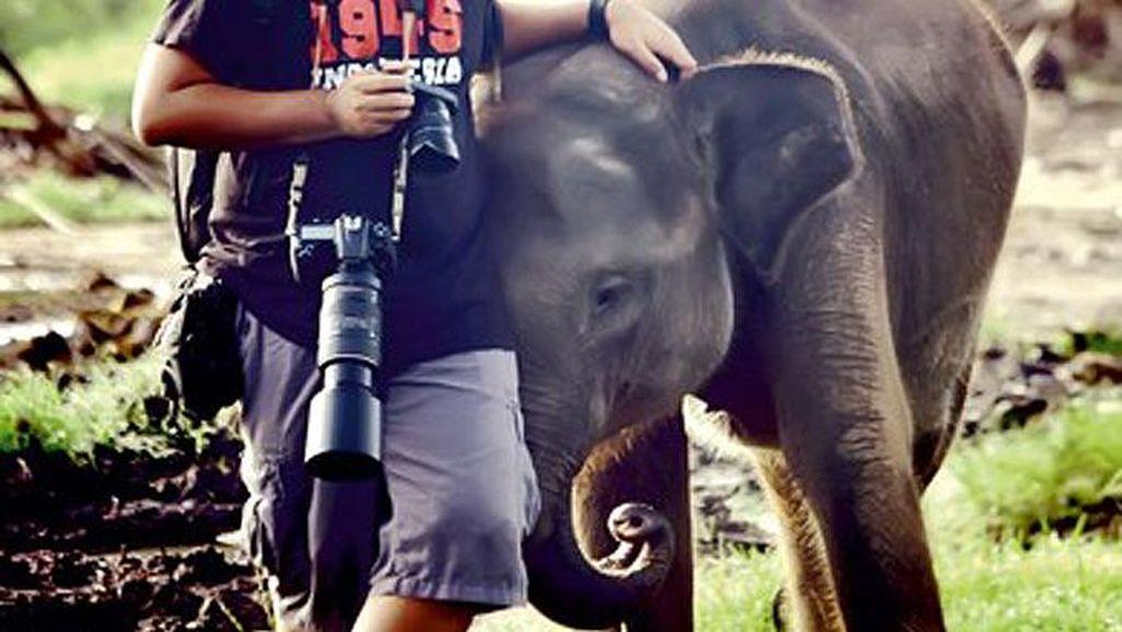 Eksis di Media Sosial, Travel Photographer Barry Kusuma Makin Dikenal