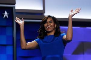 Lets Move dan Drink Up, Kampanye Sehat Michelle Obama Selama Jadi <i>First Lady</i>