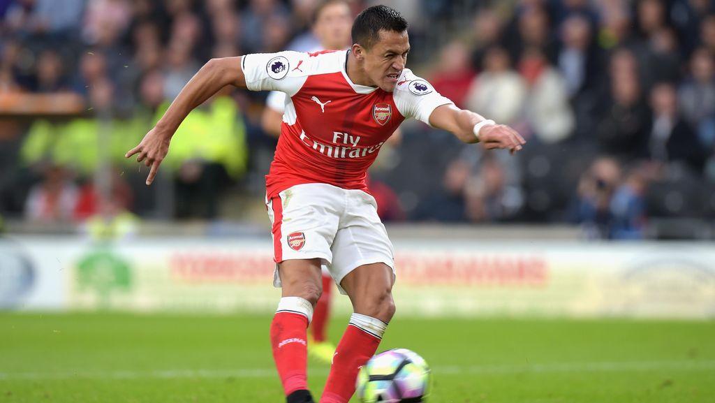 Wenger: Seharusnya Bukan Sanchez yang Mengeksekusi Penalti