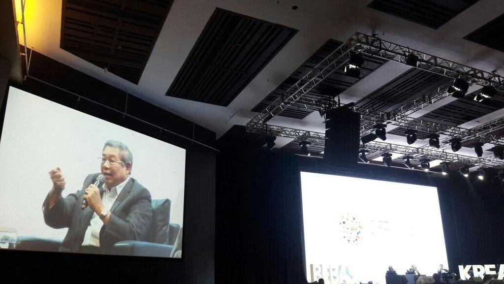 Ekonomi Dunia Sedang Melambat, SBY: Kita Jangan Lagi Rakus