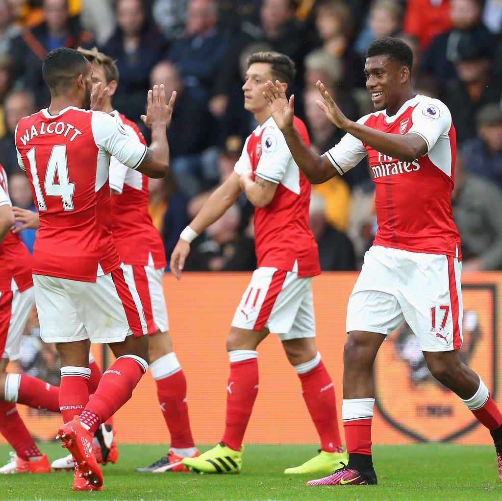 Laju Naik Turun, tapi Arsenal Ngotot Kejar Tiket Liga Champions Lewat Liga