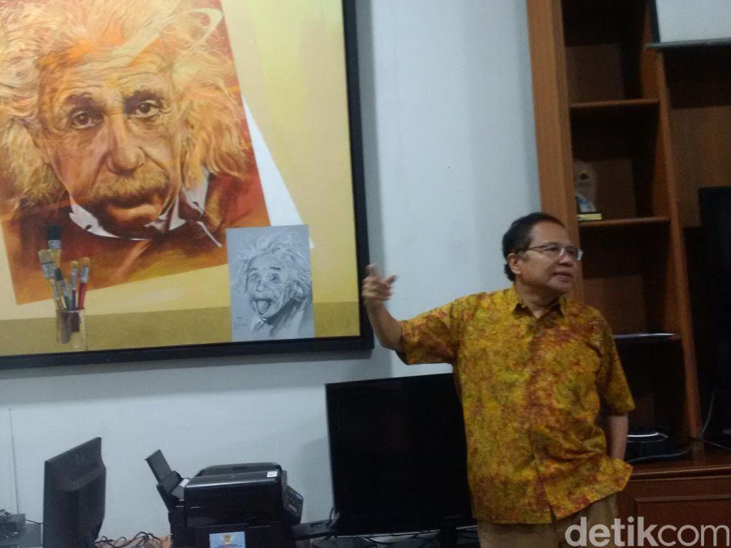 Ini Masalah yang Membelit Garuda Indonesia Versi Rizal Ramli