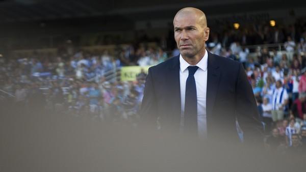 Jelang Laga Madrid Dinihari Nanti, Zidane Ucapkan Belasungkawa ke Chapecoense
