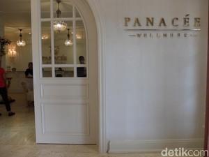Panacee Wellness, Klinik Kesehatan dengan Nuansa Seperti Lounge Hotel