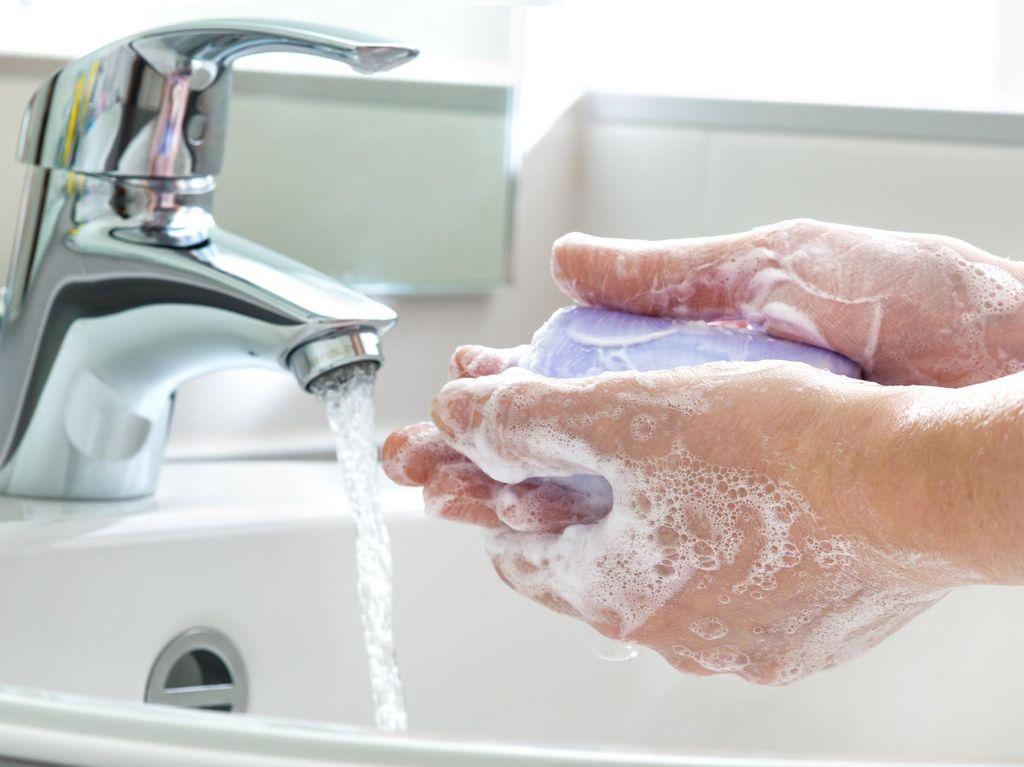 Sudahkah Cuci Tangan dengan Benar? Cek, Begini Caranya