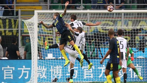 Rekor Sempurna Juventus di Kandang vs Laju Impresif Inter