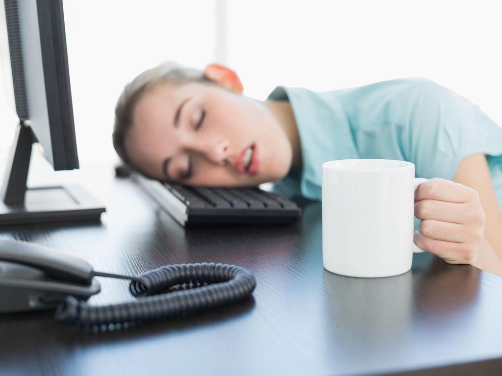Keseringan Tidur Siang Bisa Jadi Gejala Alzheimer