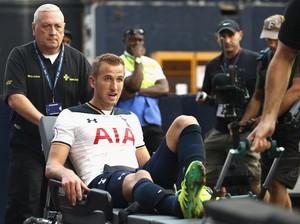 Spurs Harap-harap Cemas Nantikan Kejelasan Cedera Kane
