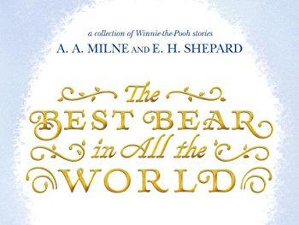 Rayakan 90 Tahun, Buku Seri Winnie the Pooh Rilis Karakter Baru