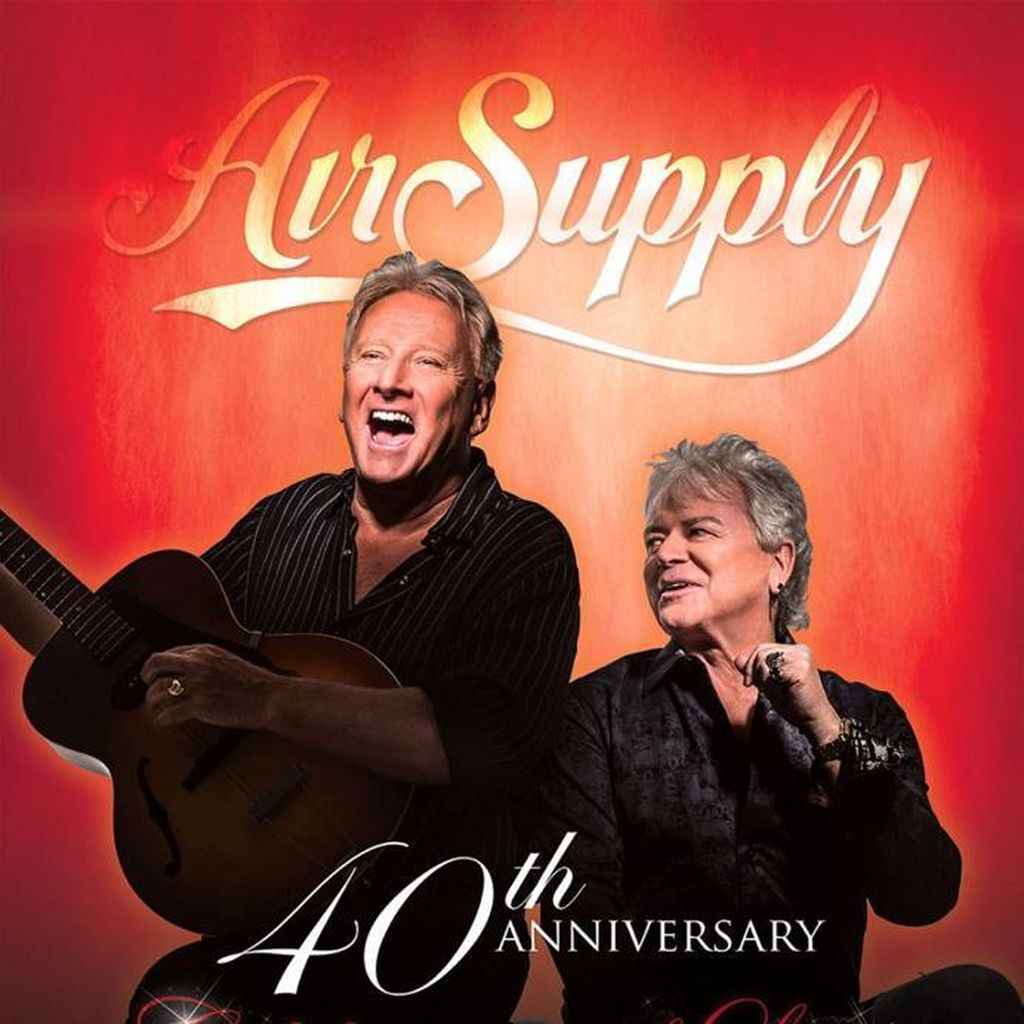 Air Supply Batal Konser, Refund Tiket Mulai Rabu
