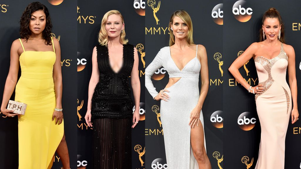 Parade Selebriti Cantik di Emmy Awards 2016