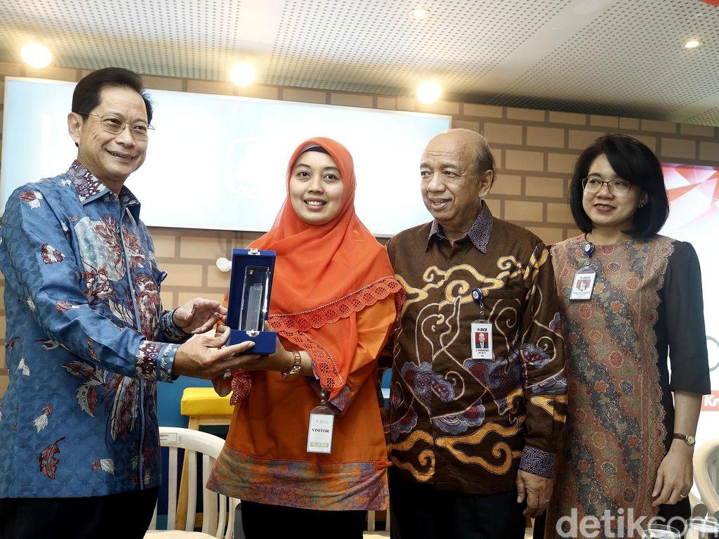 BCA Gelar Diskusi Generasi Baru Kekuatan Ekonomi Indonesia
