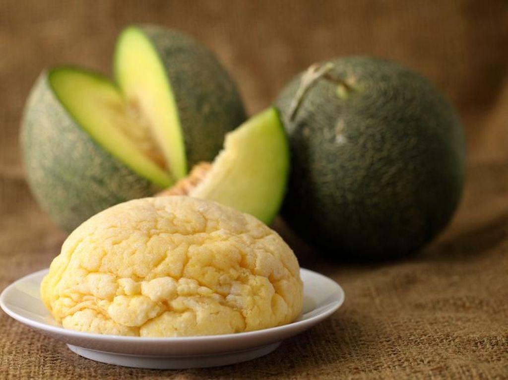 Suka Ngemil Roti Melon Jepang? Ternyata Roti Ini Kurang Menyehatkan