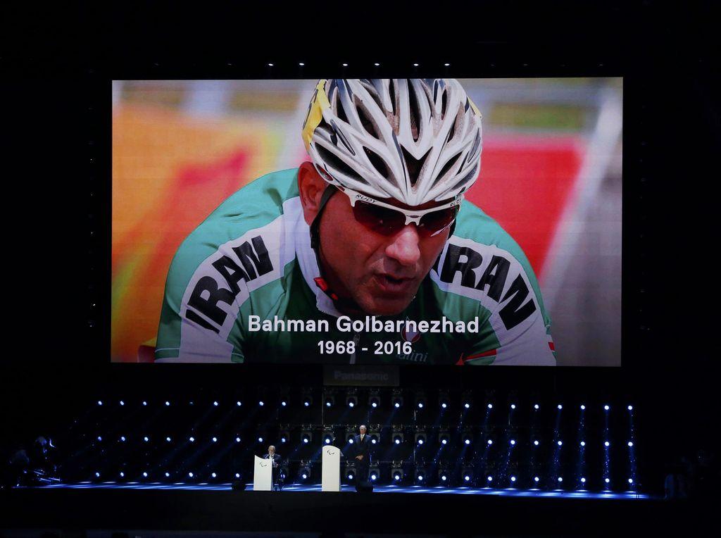 Rio Berduka, Ada Atlet Paralimpiade Iran Tewas