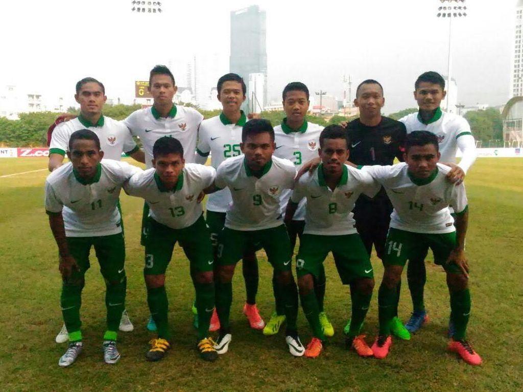 Timnas U-19 Ingin Genapkan Dua Kemenangan di Laga Terakhir