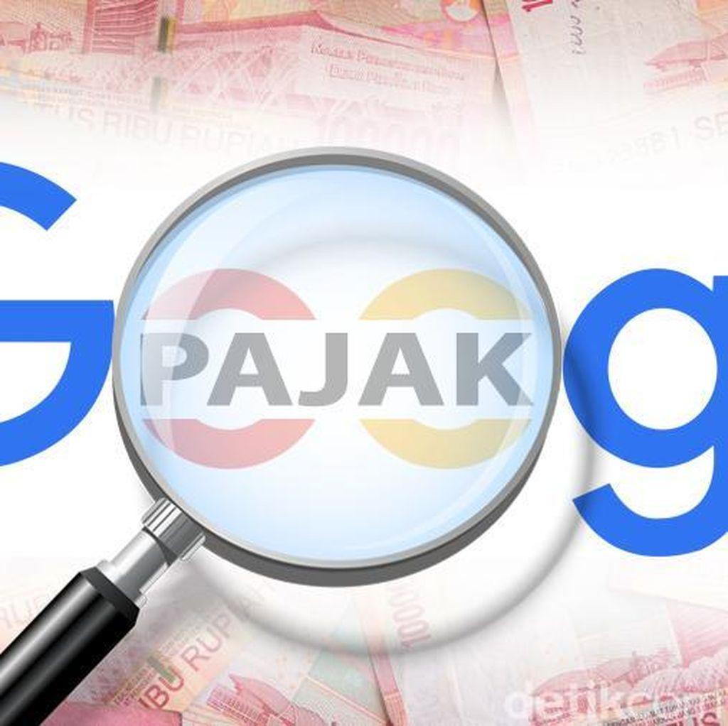 Google Besok Diperiksa Pajak