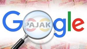 Karena Malu, Google Akhirnya Bayar Pajak