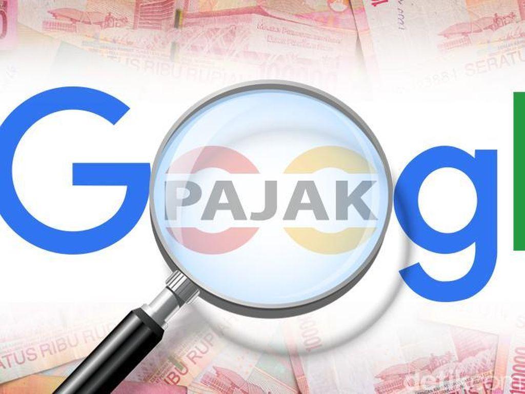 Google dan Pajak Media Digital Asing