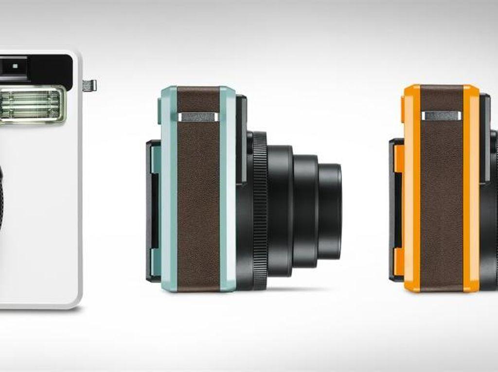 Leica Sofort, Kamera Instan yang Mirip Instax