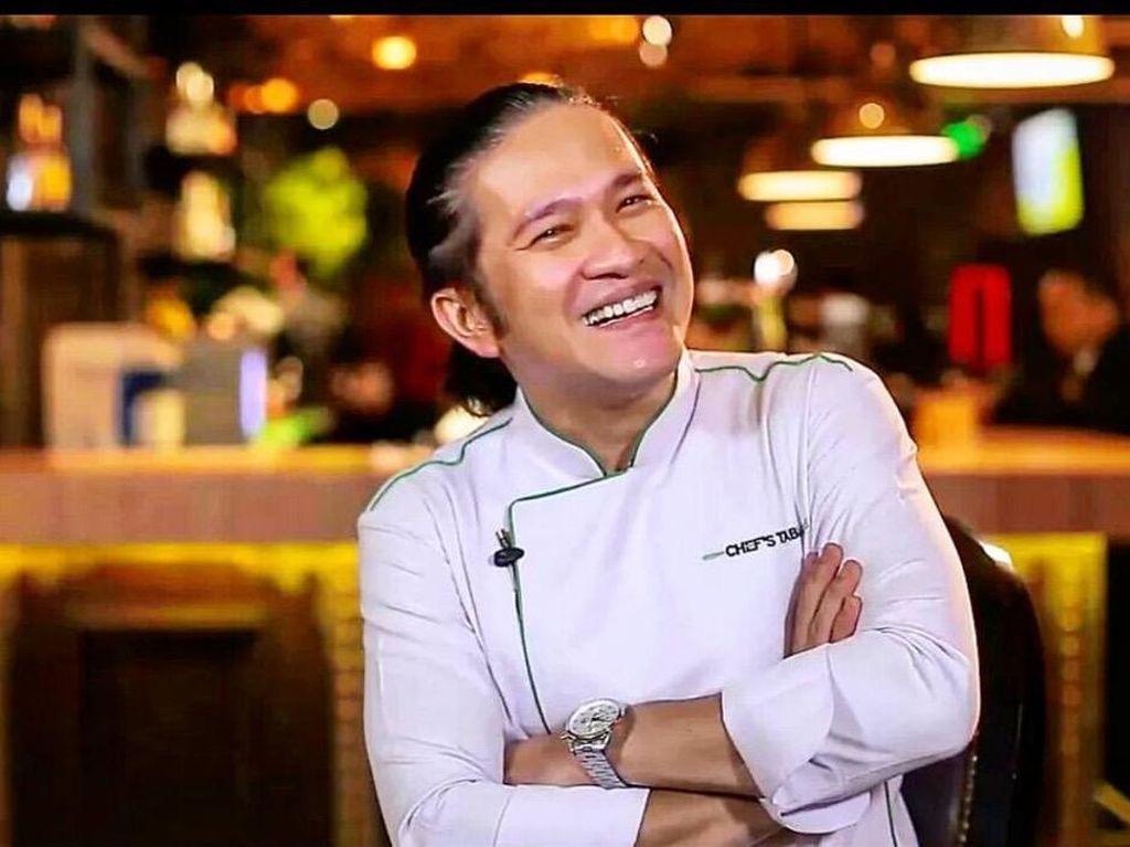 Kata Chef Chandra Yudasswara Soal Kuliner yang Menghebohkan 2017