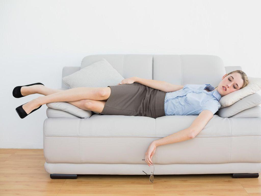PNS di Sulsel Sampai Adu Jotos, Ini Lho Manfaat Sehat Tidur Siang