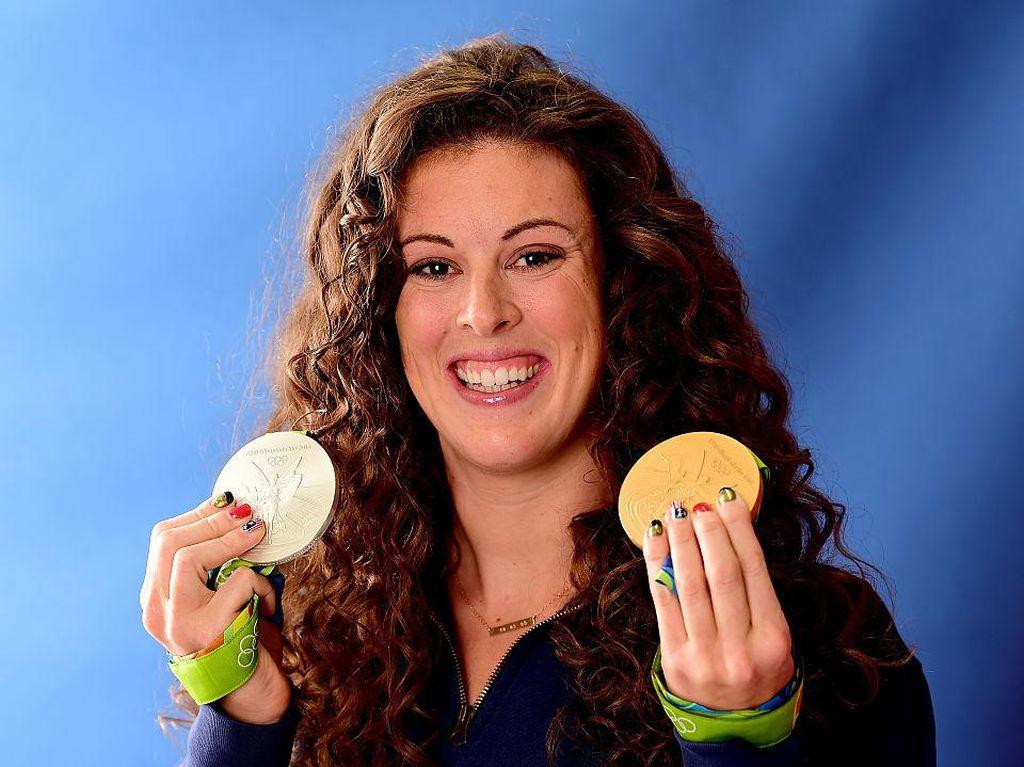 Allison Schmitt, Atlet Peraih Emas di Olimpiade yang Sukses Kalahkan Depresi