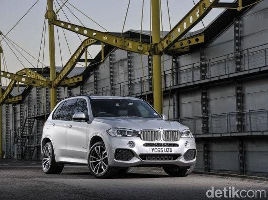 BMW Pasang Fitur Antipeluru di Mobil Diplomat