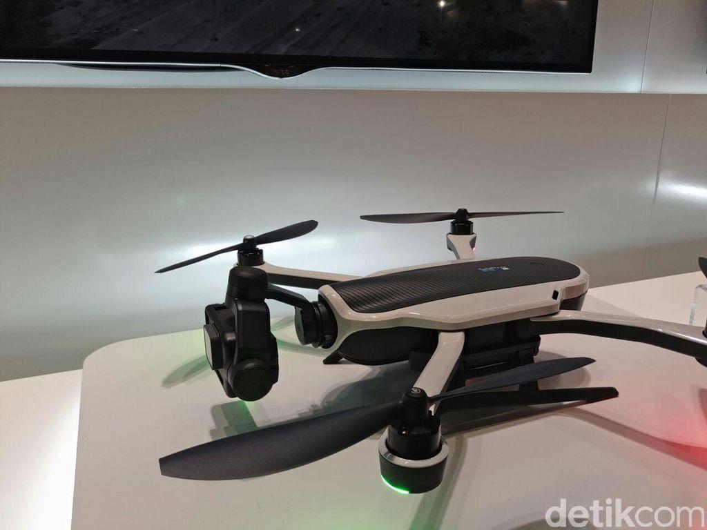 GoPro Matikan Riwayat Drone Karma, Kenapa?