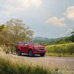Chevy Trailblazer, SUV Tangguh yang Kian Canggih