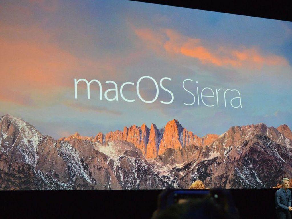 Begini Cara Menikmati 10 Keunggulan macOS Sierra