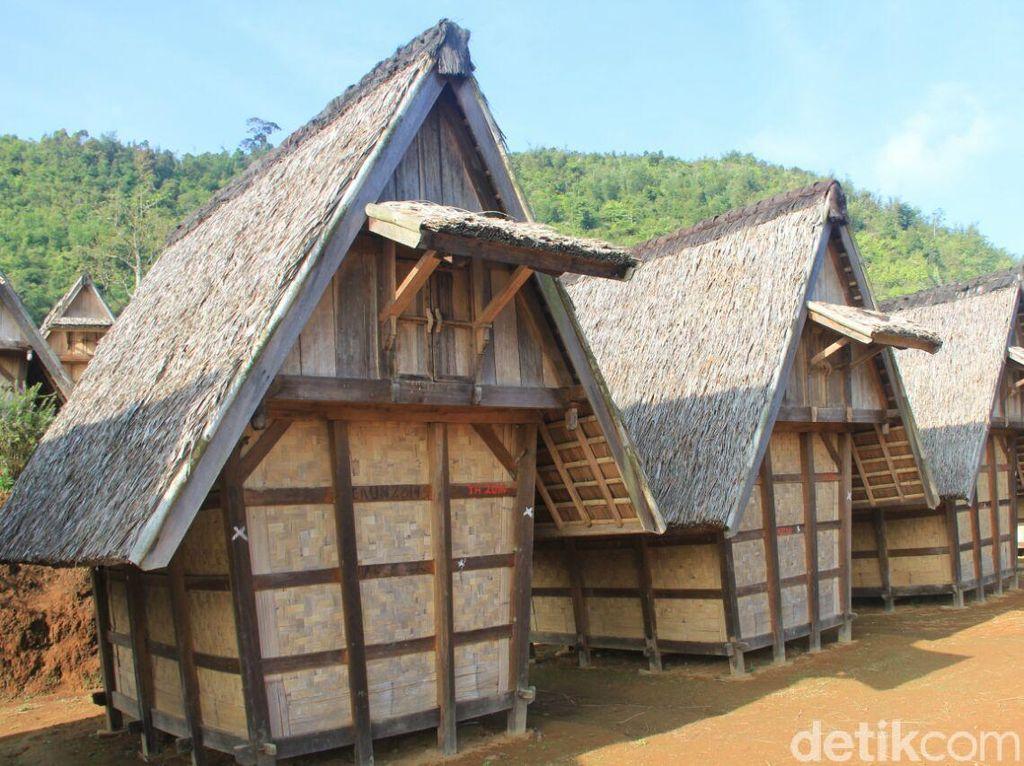 Pesona Desa Adat Ciptagelar Nan Cantik di Gunung Halimun