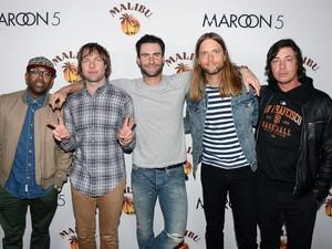 Maroon 5 Suarakan Setop Perang Terhadap Ganja di Single Anyar