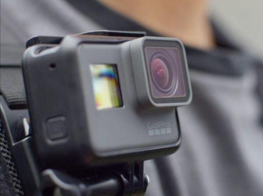 Penjualan Melemah, GoPro Pangkas 15% Karyawan