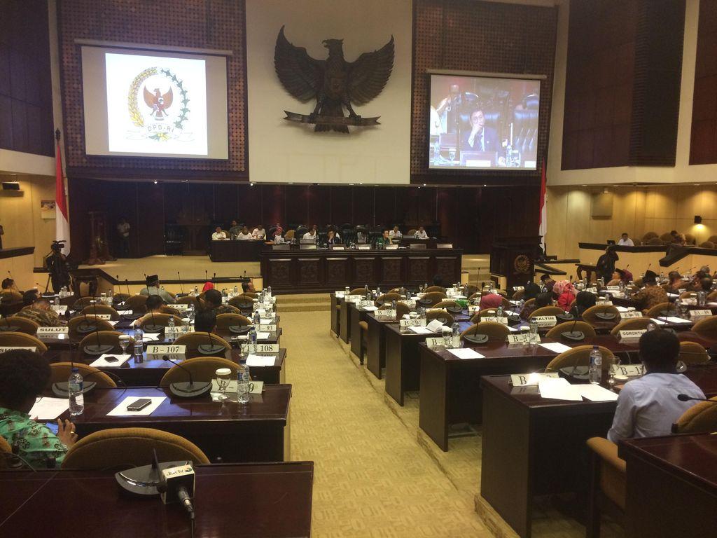 4 Senator Mulai Galang Dukungan untuk Jadi Pimpinan Baru DPD RI