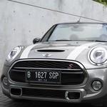 Jelajah Bali dengan MINI Cabrio, Si Mungil yang Bertenaga