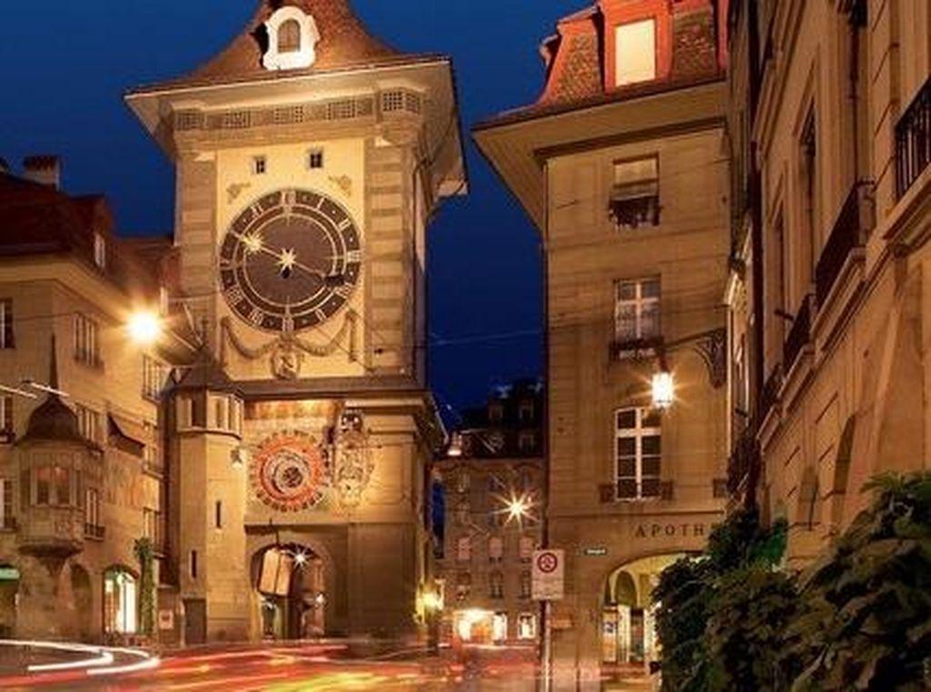 Kisah Menara Jam di Swiss Yang Mengubah Makna Waktu