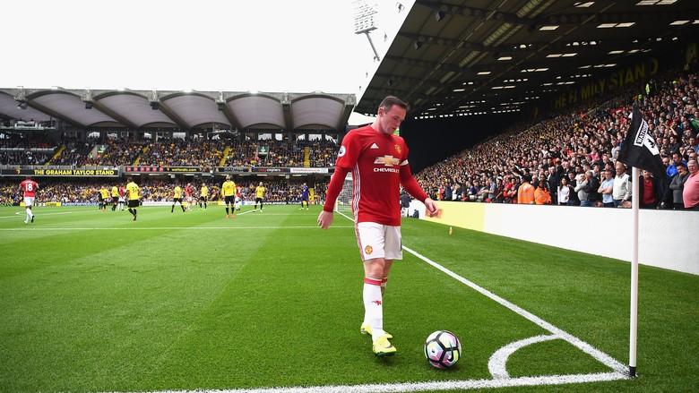 Jika Guardiola Latih MU, Rooney Kini Sudah Didepak