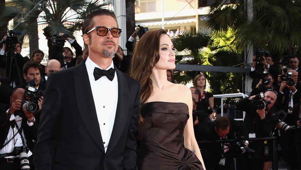 Dikabarkan Selingkuh, Brad Pitt Disebut Sudah Tidak Cinta Jolie Sejak 2014