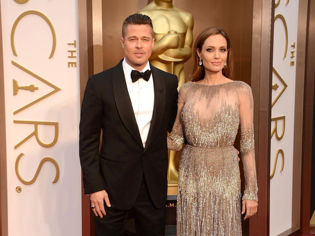 Angelina Jolie Berharap Cepat Bercerai dari Brad Pitt
