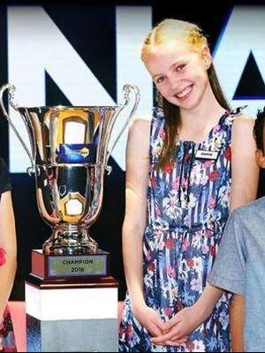 Anak Indonesia Menangkan Kontes Spelling Bee di Australia