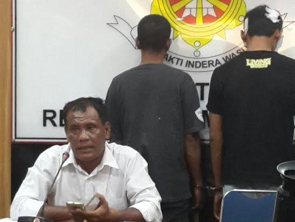 Tukang Las ini Cari Tambahan dengan Jual Sabu dan Akhirnya Berakhir di Kantor Polisi